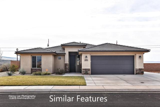 628 N 2875 W Pp 176, Hurricane, UT 84737 (MLS #18-191829) :: Diamond Group