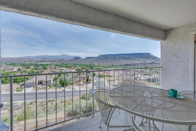 1845 W Canyon View Dr #327, St George, UT 84770 (MLS #18-191939) :: Remax First Realty