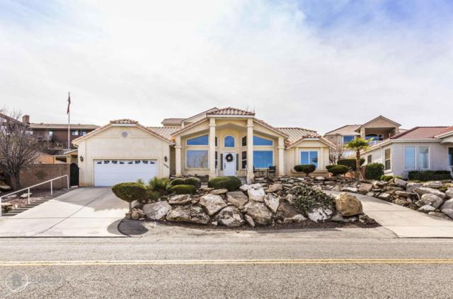 1028 E Fort Pierce Dr, St George, UT 84790 (MLS #18-191949) :: Remax First Realty