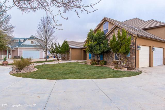 1424 Agate Ct, St George, UT 84770 (MLS #18-192049) :: Red Stone Realty Team