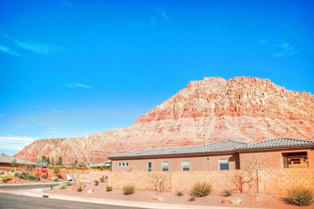 Red Mountain Estates #54, Ivins, UT 84738 (MLS #18-192175) :: The Real Estate Collective
