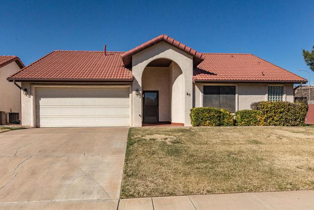 301 S 1200 E #65, St George, UT 84790 (MLS #18-192336) :: The Real Estate Collective