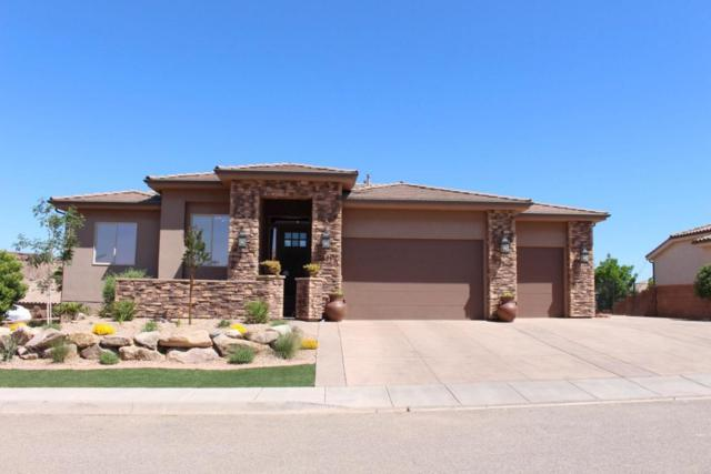 2491 E 2860 S, St George, UT 84790 (MLS #18-192337) :: Red Stone Realty Team