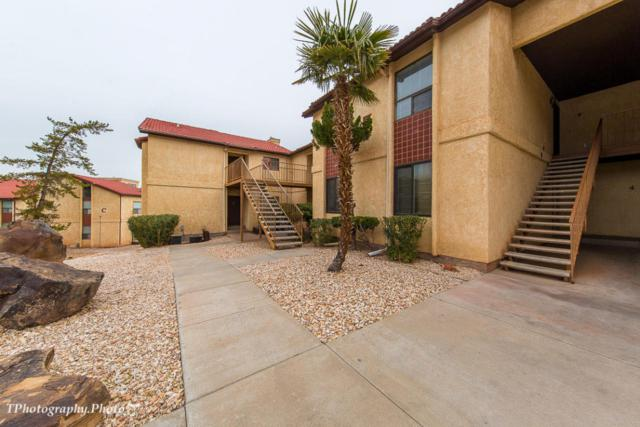161 W 950 #E7, St George, UT 84770 (MLS #18-192355) :: Saint George Houses