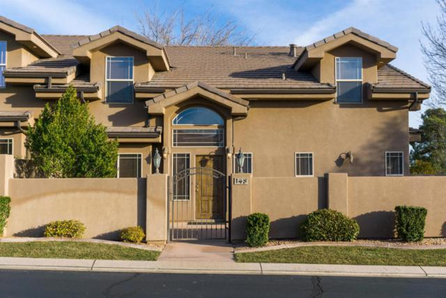 345 N 2450 E #148, St George, UT 84790 (MLS #18-192388) :: The Real Estate Collective