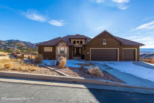 682 Cedar View Dr, Cedar City, UT 84721 (MLS #18-192405) :: Saint George Houses