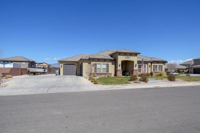 2941 E Amaranth Dr, St George, UT 84790 (MLS #18-192416) :: Red Stone Realty Team