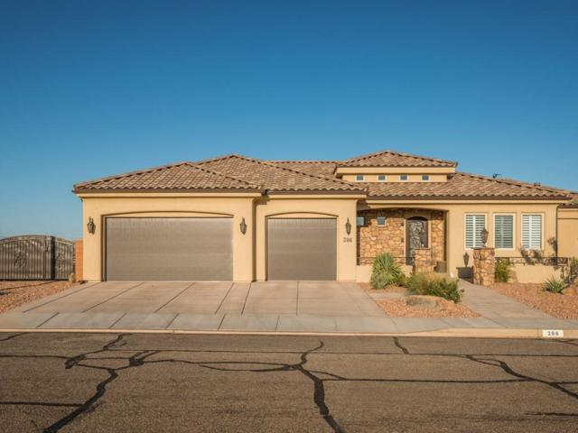 286 N Crestline Circle, St George, UT 84790 (MLS #18-192454) :: Saint George Houses