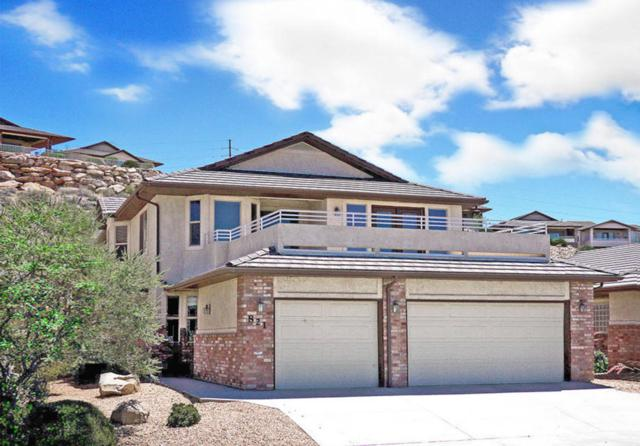 821 W Hampton Rd, St George, UT 84770 (MLS #18-192655) :: Diamond Group