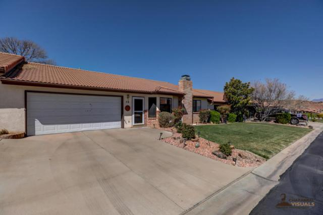 1050 E Brigham Rd #70, St George, UT 84790 (MLS #18-192768) :: Remax First Realty