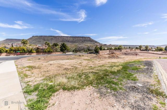 511 S Canyon View Dr Lot 46, St George, UT 84770 (MLS #18-192837) :: The Real Estate Collective