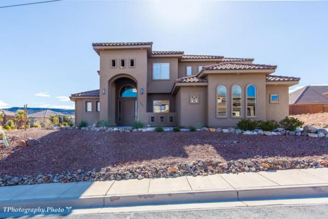 491 Whitney Dr, St George, UT 84770 (MLS #18-192874) :: Red Stone Realty Team