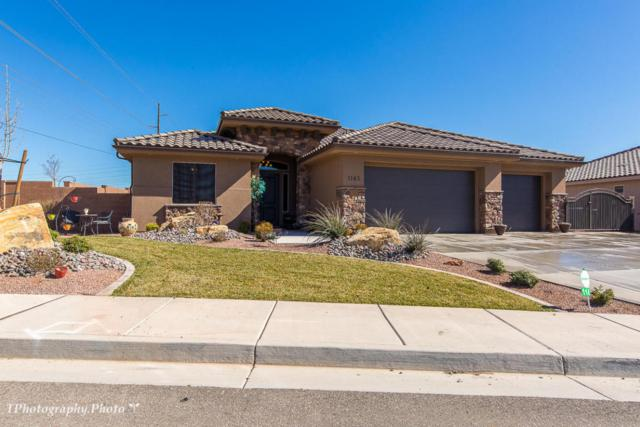 1143 S Riverbend Dr, St George, UT 84790 (MLS #18-192878) :: Red Stone Realty Team