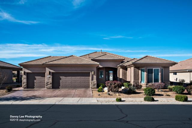 1865 Sunstar, St George, UT 84790 (MLS #18-192899) :: Diamond Group