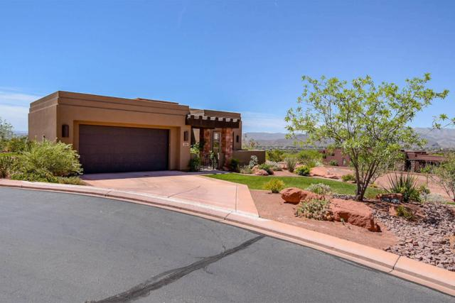 2139 W Cougar Rock #166, St George, UT 84770 (MLS #18-193129) :: Red Stone Realty Team