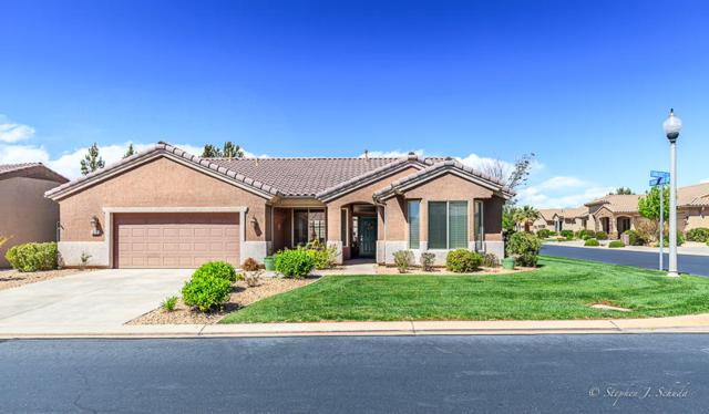 1632 W Sunkissed Dr, St George, UT 84790 (MLS #18-193240) :: Remax First Realty