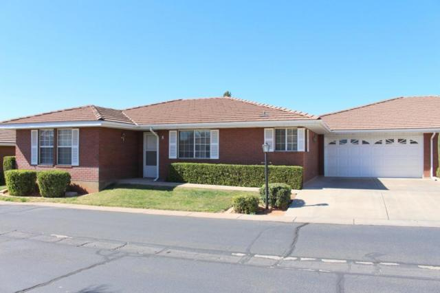 970 E 700 S #8, St George, UT 84790 (MLS #18-193299) :: Remax First Realty