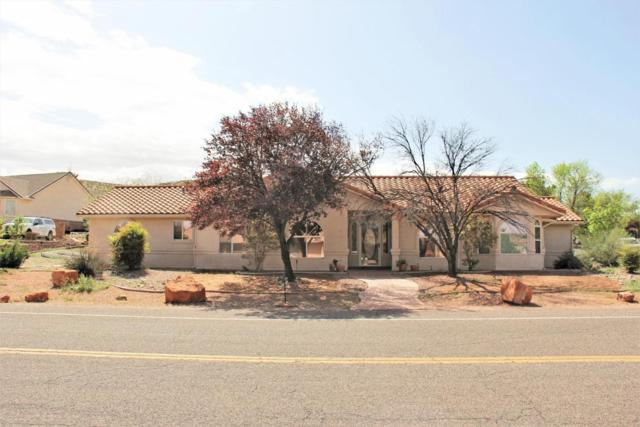 1402 Tamarisk Dr, St George, UT 84790 (MLS #18-193300) :: Remax First Realty