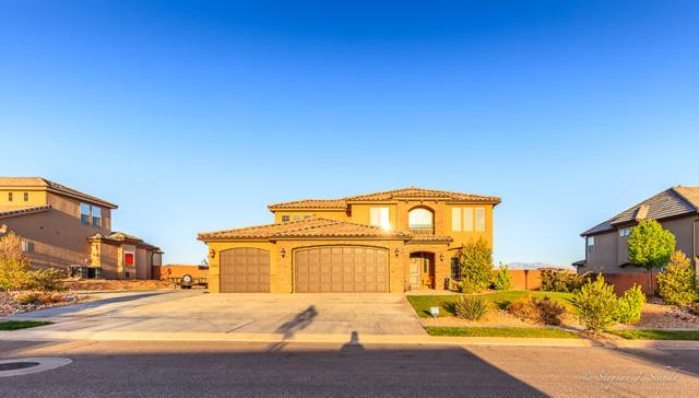 3686 S 2870 E, St George, UT 84790 (MLS #18-193357) :: Red Stone Realty Team