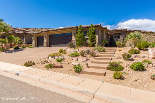2737 E Rasmussen Dr, St George, UT 84790 (MLS #18-193397) :: Remax First Realty