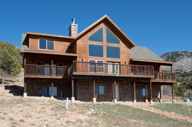 2101 S High Cedar View, Cedar City, UT 84720 (MLS #18-193450) :: John Hook Team