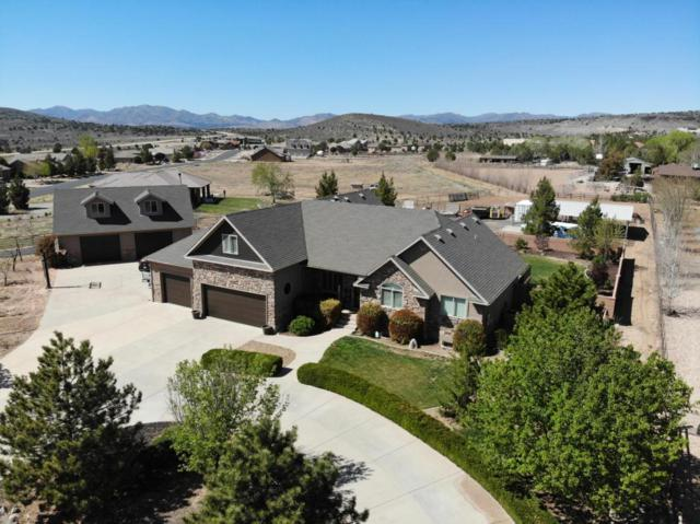 346 W Canyon Trails Dr, Dammeron Valley, UT 84783 (MLS #18-193459) :: John Hook Team