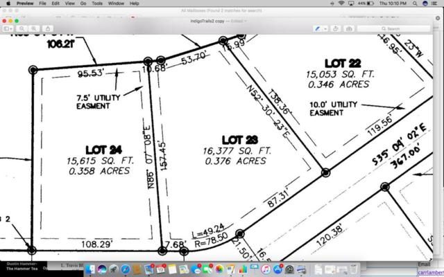 Wild Indigo Way Lot 23, Ivins, UT 84738 (MLS #18-193541) :: John Hook Team