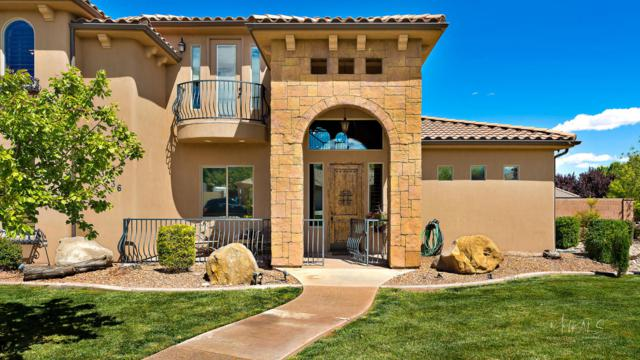 3736 Sagebrush Dr, Santa Clara, UT 84765 (MLS #18-193550) :: Diamond Group