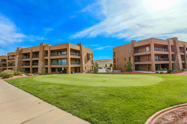 5194 W Villas Dr N 5-201, Hurricane, UT 84737 (MLS #18-193555) :: The Real Estate Collective