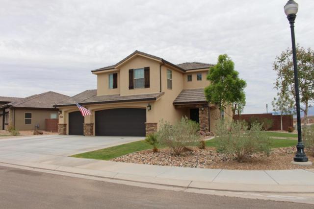 3569 Broken Mesa Dr, St George, UT 84790 (MLS #18-193565) :: Saint George Houses