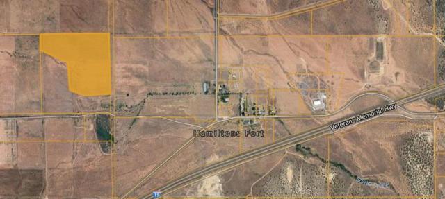 SEC 36, T36s, R12w, Cedar City, UT 84720 (MLS #18-193570) :: The Real Estate Collective