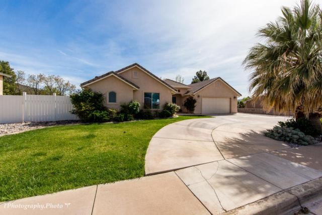 1407 W 360, St George, UT 84770 (MLS #18-193604) :: Remax First Realty