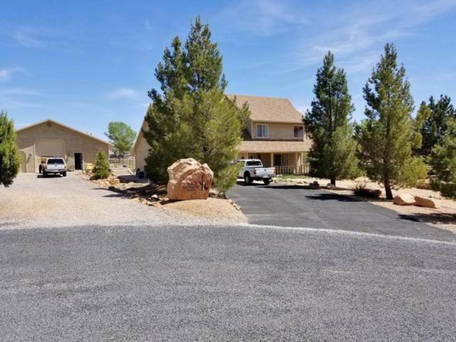 883 W Coyote Way, Dammeron Valley, UT 84783 (MLS #18-193698) :: Saint George Houses
