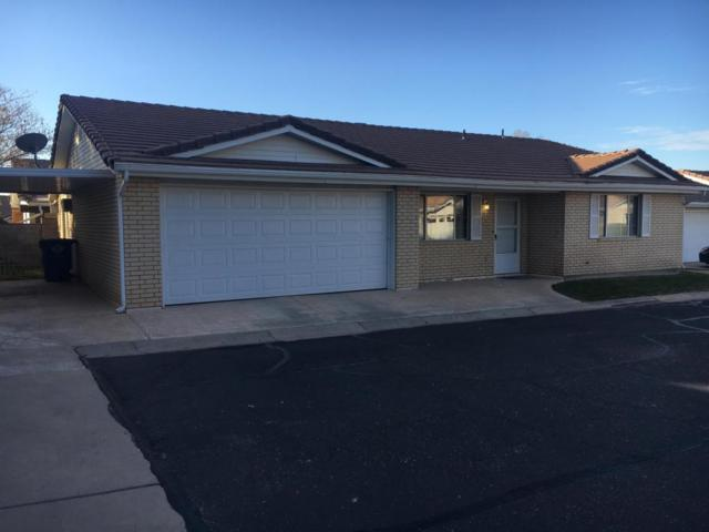1040 E 900 S #31, St George, UT 84790 (MLS #18-193706) :: Remax First Realty