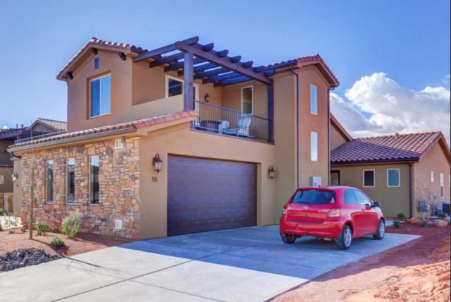 3800 N Paradise Village Dr #55, Santa Clara, UT 84765 (MLS #18-193726) :: The Real Estate Collective
