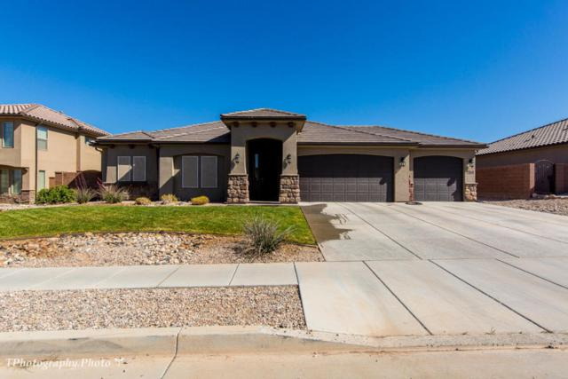 2761 E Crimson Ridge Dr, St George, UT 84790 (MLS #18-193727) :: Diamond Group