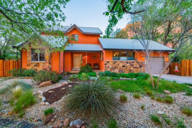 37 Big Springs Rd, Springdale, UT 84767 (MLS #18-193904) :: The Real Estate Collective