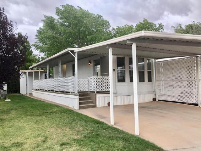 2990 E Riverside #49, St George, UT 84790 (MLS #18-193927) :: The Real Estate Collective