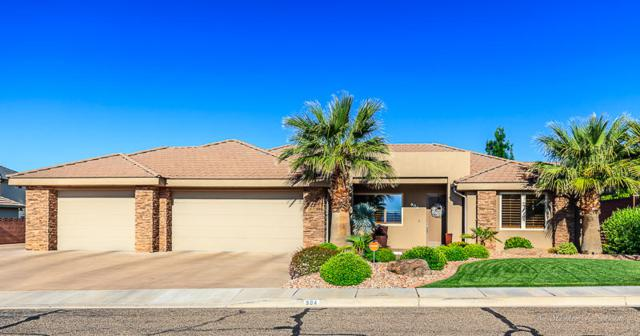904 S Golda Ave, St George, UT 84790 (MLS #18-193983) :: The Real Estate Collective