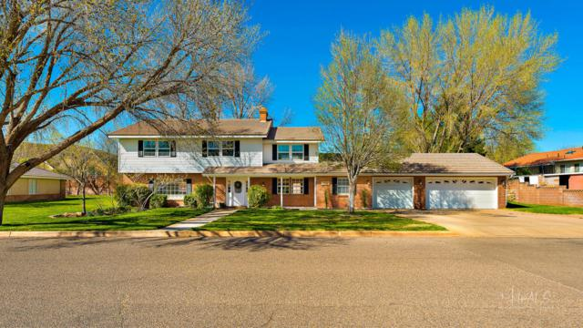 1260 Baneberry Dr, St George, UT 84790 (MLS #18-194074) :: The Real Estate Collective