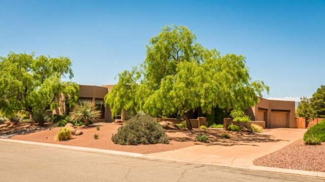 285 Painted Hills Dr, Ivins, UT 84738 (MLS #18-194201) :: The Real Estate Collective