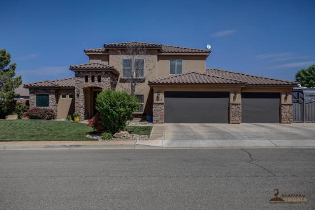 2635 S 3070 E, St George, UT 84790 (MLS #18-194215) :: Diamond Group