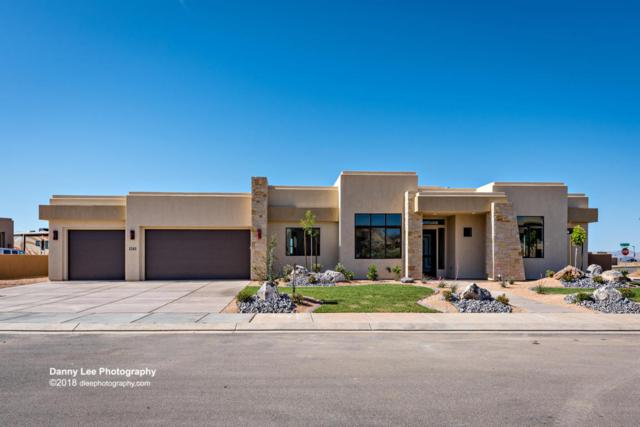 1345 W Red Racer Dr, St George, UT 84770 (MLS #18-194410) :: The Real Estate Collective