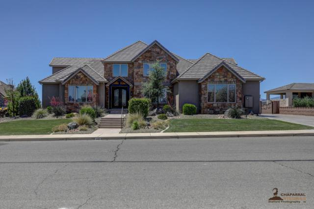148 S Eastridge Dr, St George, UT 84790 (MLS #18-194461) :: The Real Estate Collective