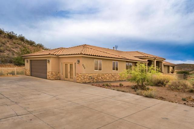 989 W 3270 Cliffs Dr, Hurricane, UT 84737 (MLS #18-194487) :: The Real Estate Collective