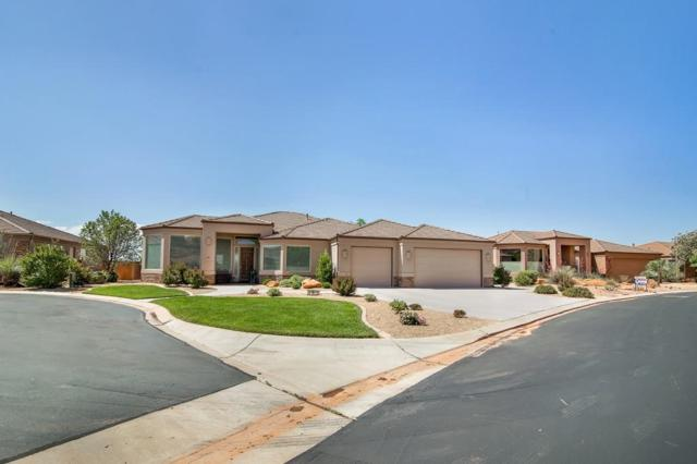 140 N Tuacahn #55, Ivins, UT 84738 (MLS #18-194541) :: The Real Estate Collective