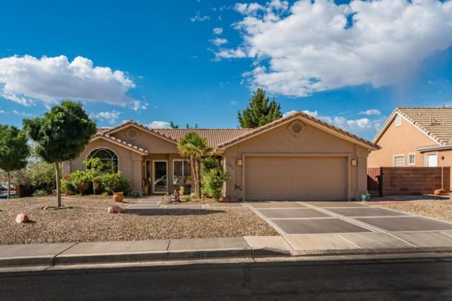 386 E 60 S, Ivins, UT 84738 (MLS #18-194672) :: The Real Estate Collective