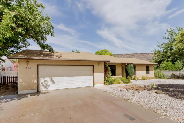 1588 W Rose Garden Ln, St George, UT 84770 (MLS #18-194727) :: The Real Estate Collective