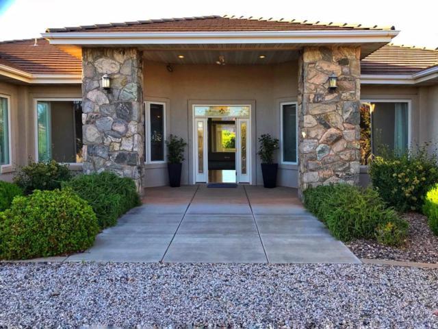 1083 E Mesa Vista Dr, Ivins, UT 84738 (MLS #18-194750) :: Diamond Group
