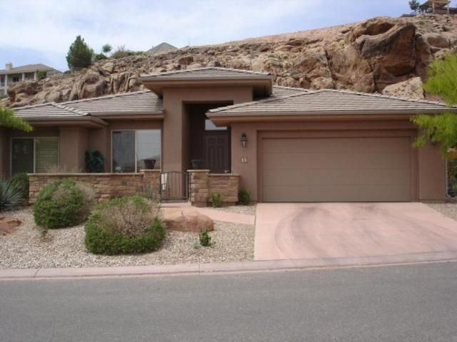 2334 S River Rd #15, St George, UT 84790 (MLS #18-194782) :: The Real Estate Collective